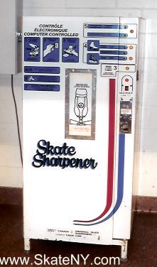 skate sharpening machine for sale used